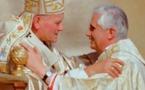L'éducation selon le Pape Benoît XVI : le secret de la vraie paix transmis aux jeunes.