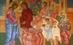 Le mariage élevé à la dignité de sacrement par le Christ.
