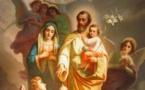 On a prié, il l'a fait : le pape lance l'année SAINT JOSEPH !