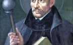 """Pierre Favre : une canonisation """" cadeau d'anniversaire de pape jésuite : ego vos Romae propitius ero."""""""
