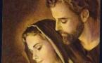 Noël et l'Annonce faite à Saint Joseph : le Pape François explique le coeur de la sainteté de Joseph.