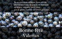 L'importance de la perle dans le film Valerian...fait déjà des émules sur internet!