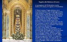 Notre Dame de Lorette en Italie, lieu de la translation des murs de la maison de Marie au Moyen-âge