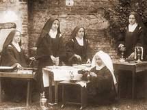 Thérèse à la Sacristie
