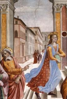 L'évêque diocésain est-il l'accompagnateur de la Vierge consacrée au for interne?