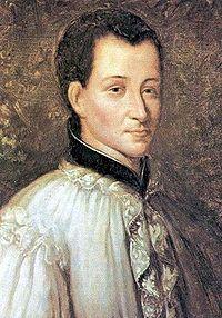 portrait de saint Claude la Colombière