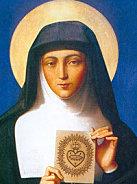 Sainte Marguerite-Marie Alacoque