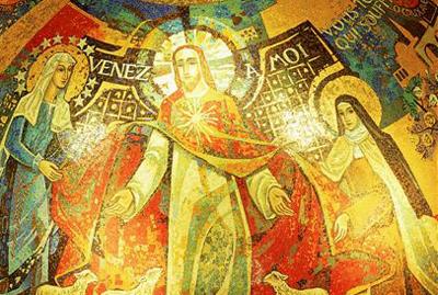 Thérèse de Lisieux, seule sur les flots de la confiance ?