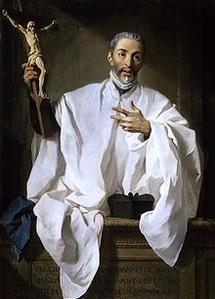 Saint Jean d'Avila, futur docteur de l'Eglise.