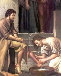 Le Christ, réellement humble et vrai en tout ses actes et  en toutes ses paroles.