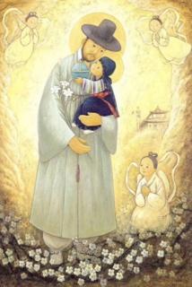 Joseph et la beauté au quotidien