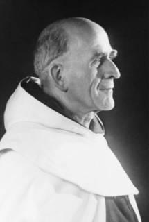 Le père Marie-Eugène de l'Enfant Jésus, déclaré vénérable par Benoît XVI, fondateur de Notre Dame de Vie.
