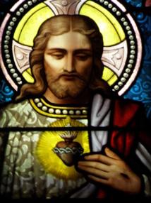 Sacré Coeur Miséricordieux du Christ.