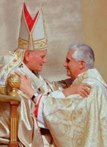 Deux Apôtres, deux grands amis.