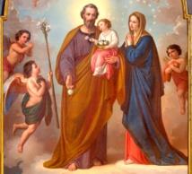 La prière du pape François qui contient un certain DEFI à saint Joseph : à dire tous les jours de l'année consacrée à Joseph
