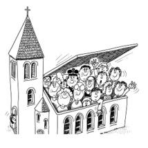 """Saint Joseph nous rappelle que nous sommes un """" peuple de consacré(e)s""""."""
