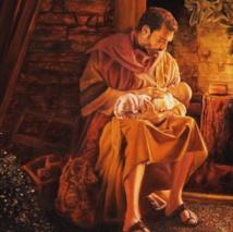 Joseph nous soulève : bonne fête de l'Epiphanie !