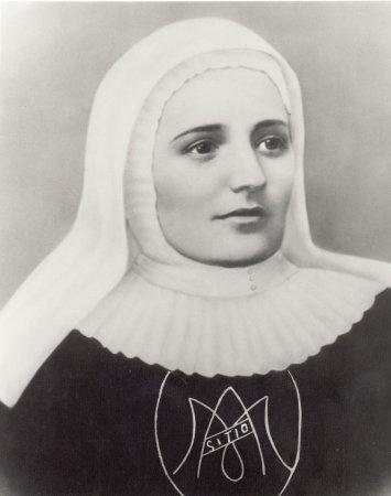 Sainte Laura Montoya Upegui, un exemple récent et impressionnant de sainte fondatrice, connue dans toute l'amérique latine. Cliquer sur la photo pour en savoir plus, malgré une traduction de l'espagnol assez fantaisiste, le sens y est!.