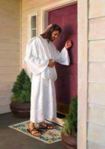 """Mot d'enfant au sermon : """" Et toi, qu'est-ce que tu voudrais trouver devant ta porte?"""""""