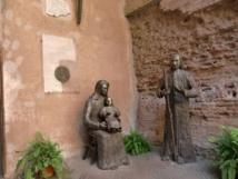 Tous saints avec saint Joseph...et la Sainte Famille, à la demande du Pape François.