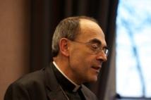 Les événements en France : quand un cardinal s'exprime.
