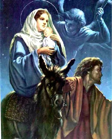 """Pape François : """" Joseph, celui qui a consacré sa vie à défendre sa famille dans les moments difficiles."""""""