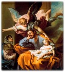 Le repos de Joseph lui révèle la volonté de Dieu. Pape François