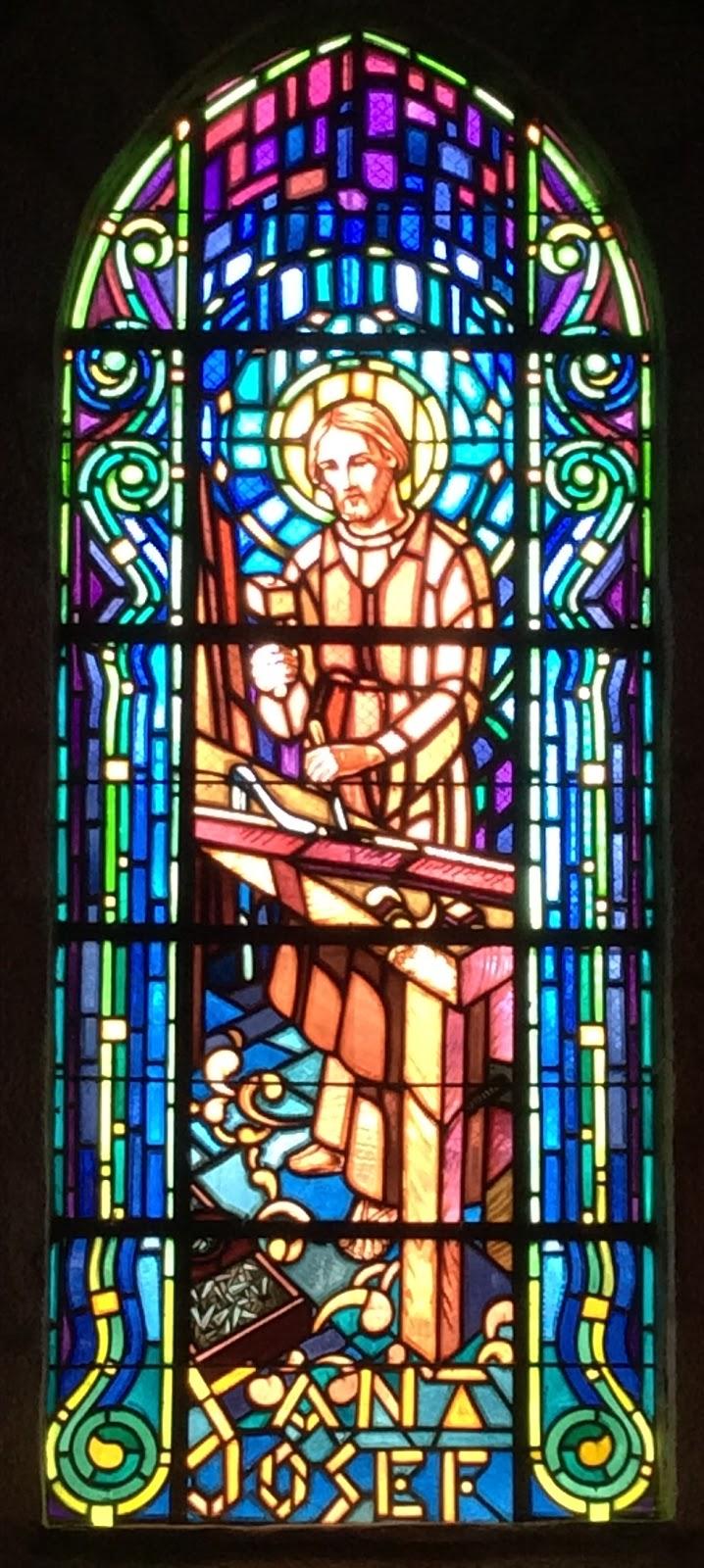 La noblesse du Jardinier et saint Joseph