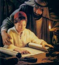 """Joseph lit le """"le daily César"""" et la Parole"""