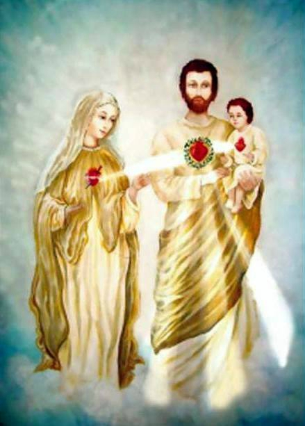 Joseph, baptisé dans l'Esprit
