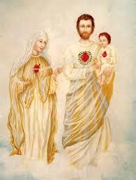 Vaya con Dios, que Dieu te garde par Joseph, protecteur de la Femme