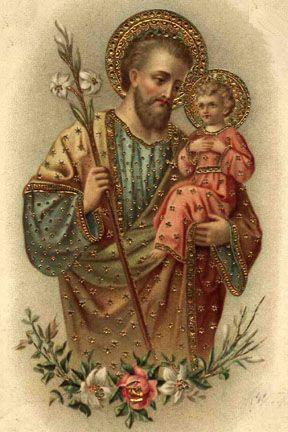 Neuvaine à Saint Joseph  : classique, unique, variée ou en image?