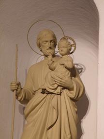 Saint Joseph l'Augmentant et le transhumanisme.