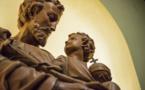 Saint Joseph, l'anti-star-système, l'homme stable dans les coups durs, le soutien infaillible