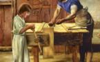 Quand Joseph transforme son atelier en Joseph Master class