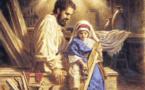 La prière du pape François à St Joseph le 19 mars 2020 pour protéger du Coronavirus