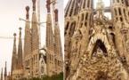 La Sagrada Familia, quand la Tour San José aura été complétée par toutes les tours...