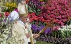 Le pape François est-il virtuellement manipulé?