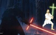 Divulgâchis starwars ou révélation chrétienne : l'enfant de la crèche est Dieu, et pas Baby Yoda!