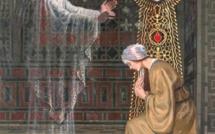 Noël, de la conception du Sacré Coeur par l'Esprit Saint en Marie à la Nativité